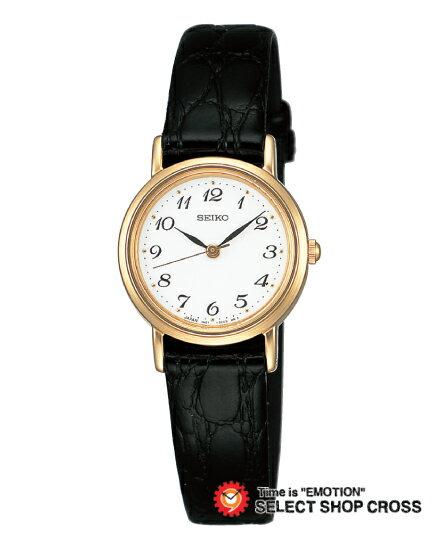 【3年保証】 セイコー SEIKO スピリット SPIRIT ラインアップ LINE UP クオーツ レディース 腕時計 ブランド ssda030 ブラック 黒×ホワイト 白 正規品