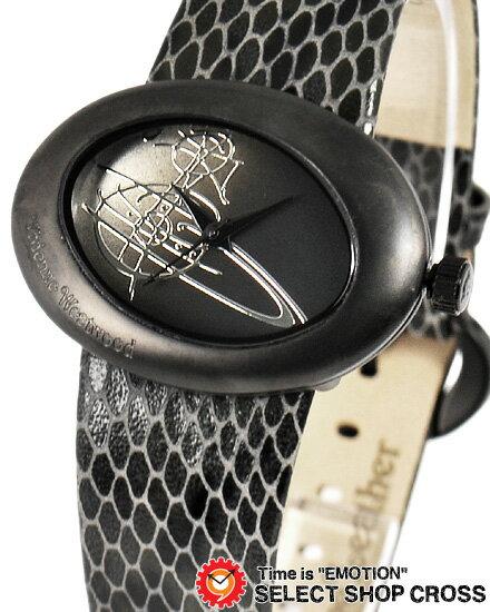 ヴィヴィアン・ウエストウッド Vivienne Westwood レディース アナログ 腕時計 VV014CHBK ブラック 黒 【女性用腕時計 リストウォッチ ランキング ブランド かわいい カラフル】【着後レビューを書いて1000円OFFクーポンGET】