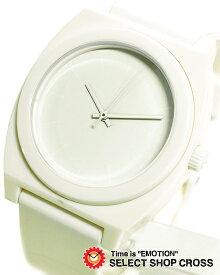 ニクソン NIXON 腕時計 ブランド メンズ レディース ユニセックス THE TIME TELLER P A119100 ホワイト 白 【男性用 腕時計 ブランド 腕時計 ブランド ランキング】 【あす楽】