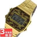 CASIO カシオ ユニセックス 腕時計 ウォッチ デジタル カジュアル チプカシ チープカシオ カモフラージュ柄 A168WEGC-5EF