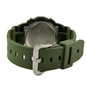 カシオCASIOGショックG-SHOCKDW-5600M-3DRカーキ腕時計メンズ海外モデル