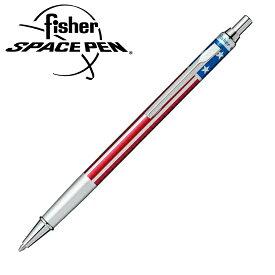 フィッシャー FISHER 筆記用具 ボールペン キャップアクション アメリカンフラッグ AFP-5 正規品 名入れ 【あす楽】