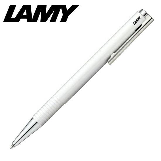 ラミー LAMY 筆記用具 ボールペン ロゴ プラス ホワイト L204MPL-WT 正規品