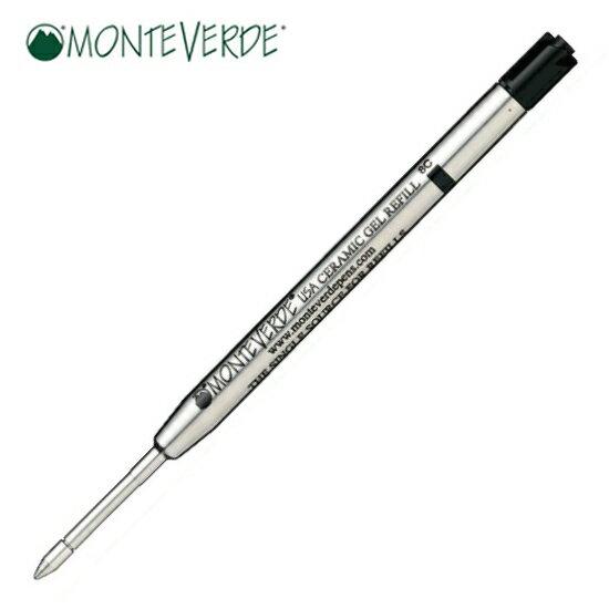 モンテベルデ MONTEVERDE 筆記用具 セラミックゲル芯 ブラック 1919018 正規品 ゆうパケット対応