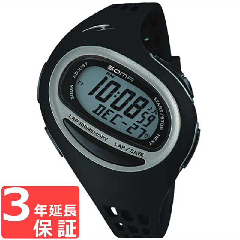 SOMA ソーマ RunONE 100SL ランワン 100SL メンズ 腕時計 DWJ09-0001