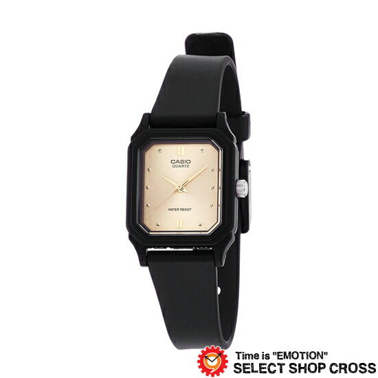 CASIO チープカシオ チプカシ 腕時計 アナログ スクエア/ゴールド LQ-142E-9A ゆうパケット対応【着後レビューを書いて1000円OFFクーポンGET】