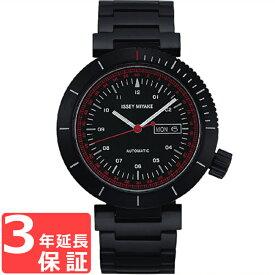ISSEY MIYAKE イッセイ ミヤケ W ダブリュ 自動巻き(手巻きつき) メンズ 腕時計 NYAE701 限定生産品 数量限定 国内200個 数量限定モデル 【あす楽】
