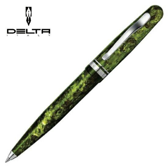DELTA デルタ 筆記用具 ボールペン フュージョン82 グリーン 1910060 正規品