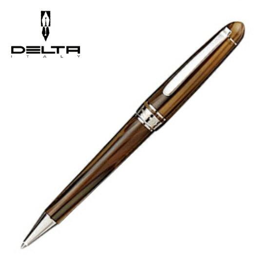 DELTA デルタ 筆記用具 ボールペン ヴィルトゥオーサ ダークホーン 1910134 正規品