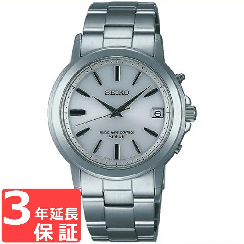 SEIKO セイコー SPIRIT スピリット ソーラー電波修正 メンズ 腕時計 SBTM167【着後レビューを書いて1000円OFFクーポンGET】