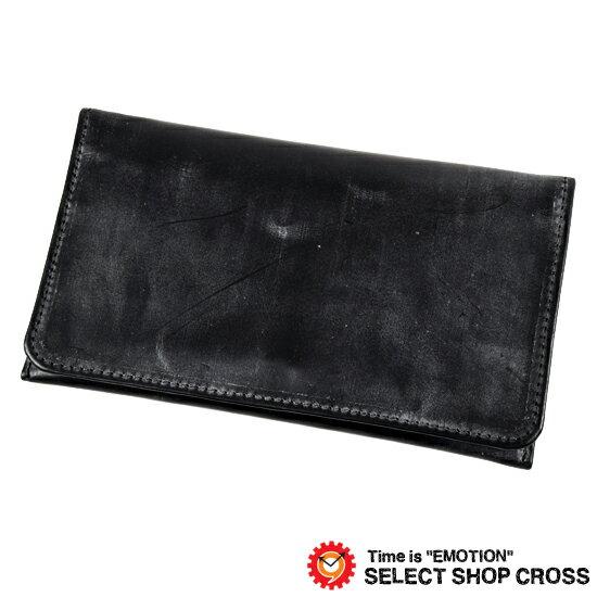 GLENROYAL グレンロイヤル 長財布/ロングウォレット PURSE WITH CREDIT CARD HOLDER ブライドルレザー 03-5568 NEW BLACK ブラック【着後レビューを書いて1000円OFFクーポンGET】