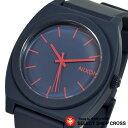 ニクソン NIXON 腕時計 メンズ レディース THE TIME TELLER P MATTE NAVY A119692 マットネイビー×レッド 赤 【男性…