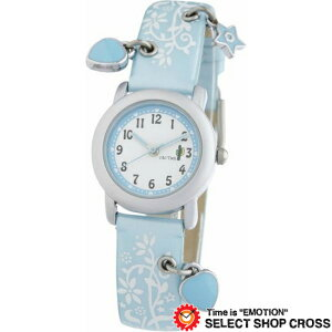 カクタス CACTUS キッズ 腕時計 チャーム付 ガールズ CAC-28-L04