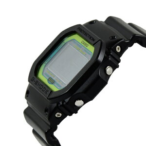 CASIOカシオGショックG-SHOCKベーシック電波ソーラーメンズ腕時計ブラックグリーンGW-M5610LY-1DR海外モデル