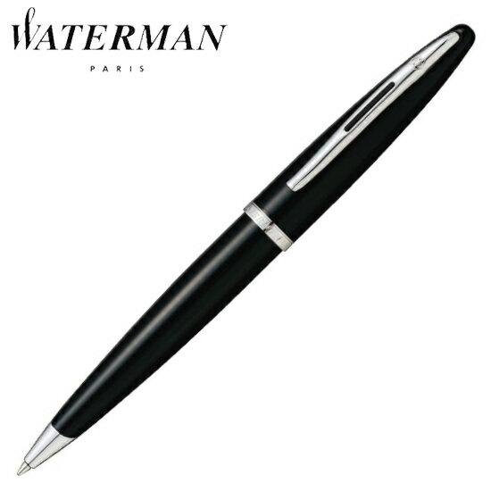 ウォーターマン 筆記用具 ボールペン カレン ブラック・シーST S2228382 正規品 名入れ