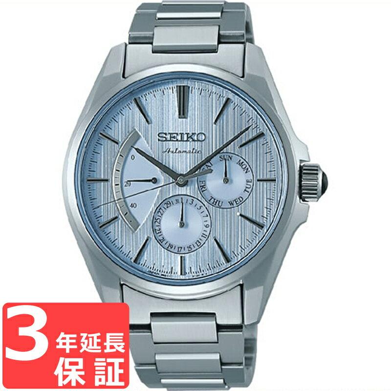 SEIKO セイコー PRESAGE プレザージュ プレステージライン メカニカル 自動巻(手巻つき) メンズ 腕時計 SARW031【着後レビューを書いて1000円OFFクーポンGET】