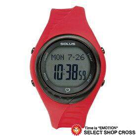 ソーラス SOLUS 腕時計 ブランド 心拍計測機能付き メンズ レディース ユニセックス Team Sports 300 01-300-04