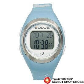ソーラス SOLUS 腕時計 ブランド 心拍計測機能付き メンズ レディース ユニセックス Leisure 800 01-800-03