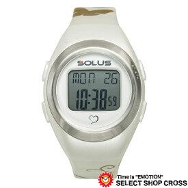 ソーラス SOLUS 腕時計 ブランド 心拍計測機能付き メンズ レディース ユニセックス Leisure 800 01-800-04