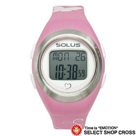 ソーラス SOLUS 腕時計 ブランド 心拍計測機能付き メンズ レディース ユニセックス Leisure 800 01-800-07