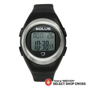 ソーラス SOLUS 腕時計 ブランド 心拍計測機能付き メンズ レディース ユニセックス Leisure 800 01-800-201