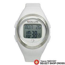 ソーラス SOLUS 腕時計 ブランド 心拍計測機能付き メンズ レディース ユニセックス Leisure 800 01-800-202