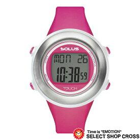 ソーラス SOLUS 腕時計 ブランド 心拍計測機能付き メンズ レディース ユニセックス Leisure 850 01-850-004