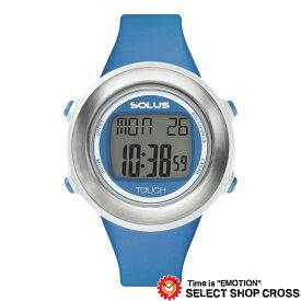 ソーラス SOLUS 腕時計 ブランド 心拍計測機能付き メンズ レディース ユニセックス Leisure 850 01-850-005