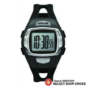 ソーラス SOLUS 腕時計 ブランド 心拍計測機能付き メンズ レディース ユニセックス Leisure930 01-930-001