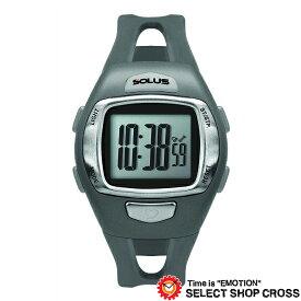 ソーラス SOLUS 腕時計 ブランド 心拍計測機能付き メンズ レディース ユニセックス Leisure930 01-930-003