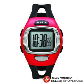ソーラス SOLUS 腕時計 ブランド 心拍計測機能付き メンズ レディース ユニセックス Leisure930 01-930-007