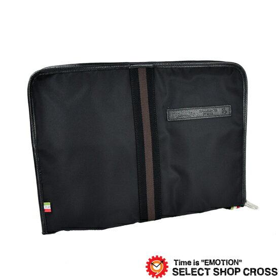 オロビアンコ Orobianco クラッチバッグ/タブレットケース KARTA-OBGI NERO-99 ブラック/型押しブラックレザー or161606 オロビアンコ Orobianco