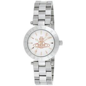 ヴィヴィアンウエストウッド VivienneWestwood VV092SL レディース 腕時計 ブランド ホワイト/シルバー