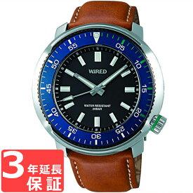 【3年保証】 SEIKO セイコー WIRED ワイアード クオーツ メンズ 腕時計 AGAJ701 数量限定モデル 限定数(世界)800 正規品 【あす楽】