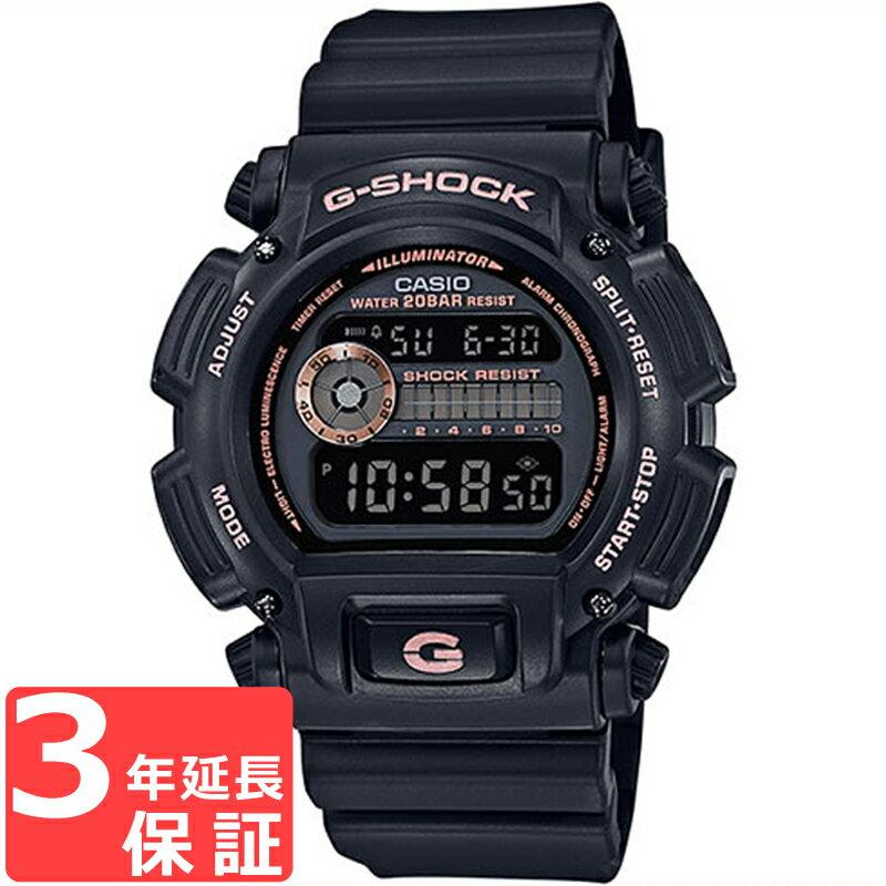 CASIO カシオ G-SHOCK ジーショック クオーツ メンズ 腕時計 DW-9052GBX-1A4JF 【あす楽】