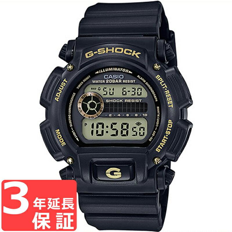 CASIO カシオ G-SHOCK ジーショック クオーツ メンズ 腕時計 DW-9052GBX-1A9JF 【あす楽】