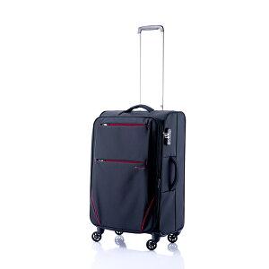 ヒデオワカマツ HIDEO WAKAMATSU フライII スーツケース キャリーケース 旅行カバン 85-76011 ブラック 【代引き不可】 【直送商品】