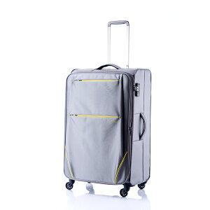 ヒデオワカマツ HIDEO WAKAMATSU フライII スーツケース キャリーケース 旅行カバン 85-76025 グレー 【代引き不可】 【直送商品】