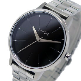 ニクソン NIXON ケンジントン クオーツ レディース 腕時計 ブランド A099000 ブラック