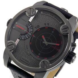 ディーゼル DIESEL リトルダディ クオーツ メンズ 腕時計 DZ7293 グレー