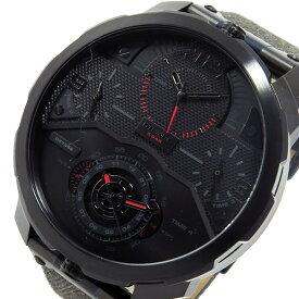 ディーゼル DIESEL クオーツ メンズ 腕時計 DZ7358 ブラック