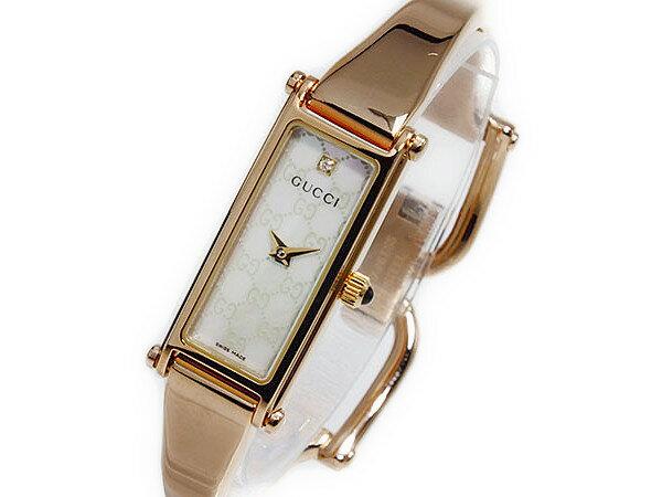 グッチ GUCCI 1500 クオーツ レディース 腕時計 YA015560