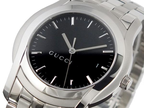 グッチ GUCCI Gクラス メンズ 腕時計 YA055211
