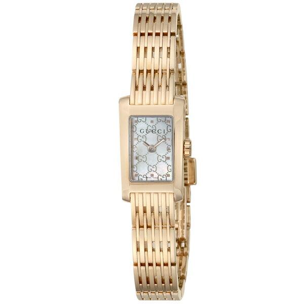 グッチ GUCCI Gメトロ クオーツ レディース 腕時計 YA086517 ホワイトシェル