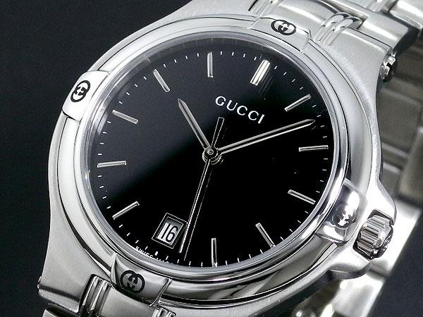 グッチ GUCCI メンズ 腕時計 YA090304