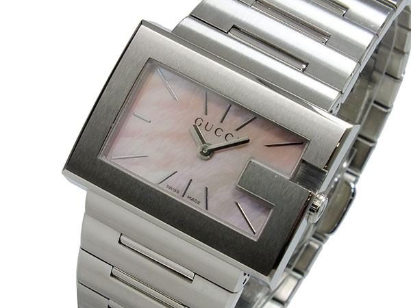 グッチ GUCCI Gレクタングル クオーツ レディース 腕時計 YA100518