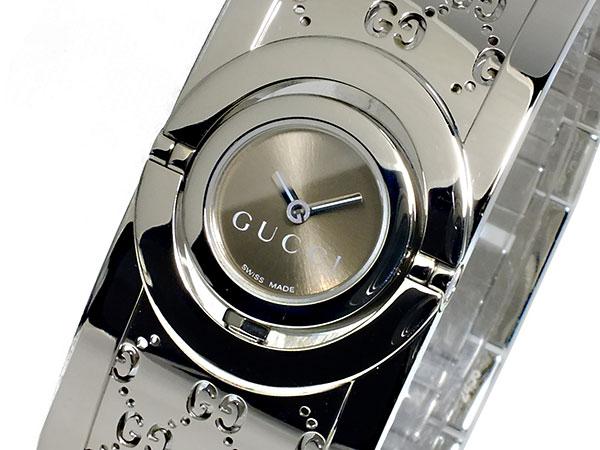 グッチ GUCCI クオーツ レディース 腕時計 YA112501