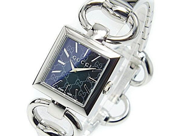 グッチ GUCCI トルナヴォー二 クオーツ レディース腕時計 YA120513