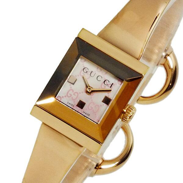 グッチ GUCCI Gフレーム クオーツ レディース 腕時計 YA128518