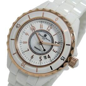 サルバトーレ マーラ SALVATORE MARRA クオーツ レディース 腕時計 ブランド SM15151-PGWHA ホワイト/ローズ